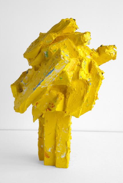 , 'Yellow,' 2013, Luis De Jesus Los Angeles