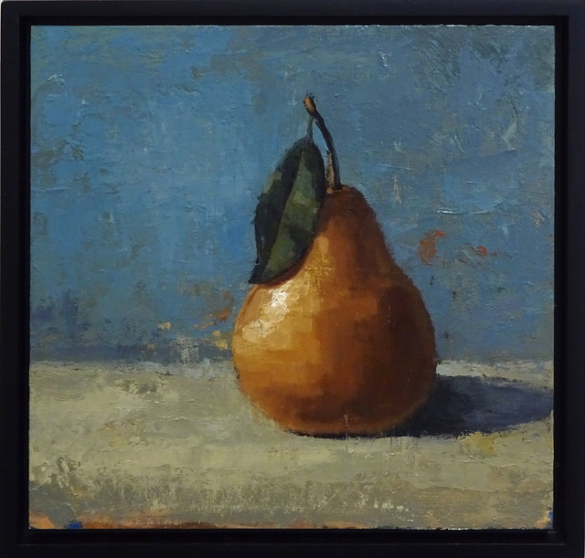 , 'Pear 2,' 2017, Elins Eagles-Smith Gallery