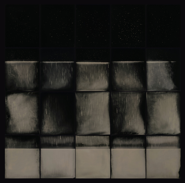 , 'Elemental Forms: Horizons no. 2,' 2018, HackelBury Fine Art