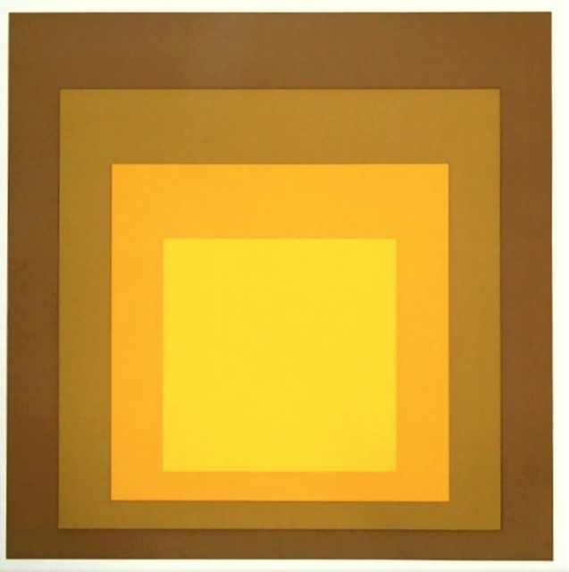 Josef Albers, 'Josef Albers Galerie Thomas 1969 poster (Homage to the Square) ', 1969, Ephemera or Merchandise, Offset lithograph, Lot 180