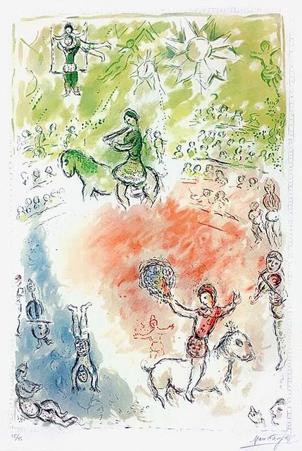 , 'La Parade (The Parade),' 1980, Masterworks Fine Art