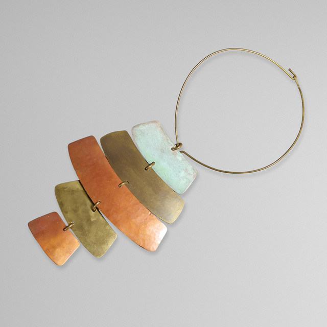 Robert Lee Morris, 'Choker from the Mandala Collection', c. 1996, Wright