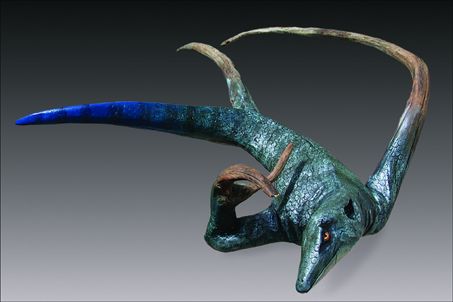 , 'Blue Tail,' , Zenith Gallery