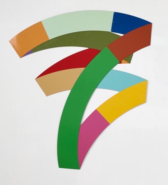, 'Ringfeltung #3,' 2013, New Art Projects