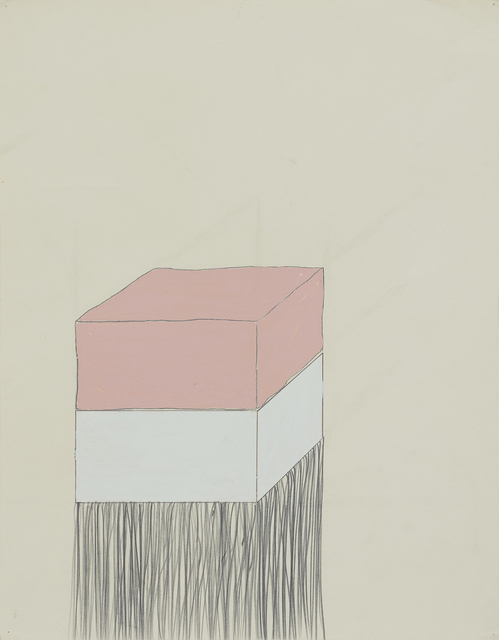 , 'Untitled Drawing,' 1965, Häusler Contemporary