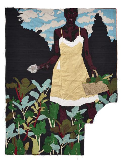 , 'constant gardener,' 2014, Afronova