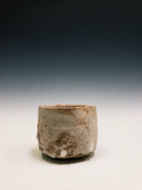 , '志野ぐい呑, Sake-Cup (Shino-Style),' 2000-2016, Kamiya Art