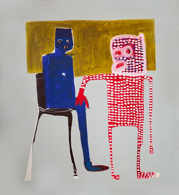 , 'Sans tête,' 2015, Magnin-A
