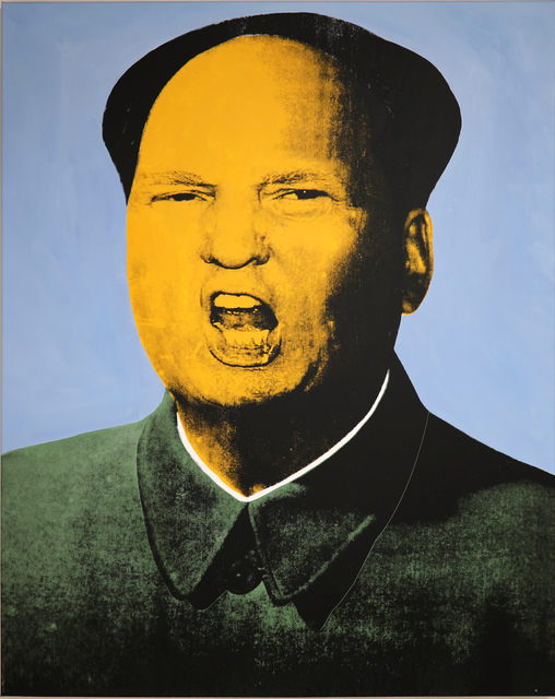 Knowledge Bennett, 'Mao Trump ', 2018, The Know Contemporary