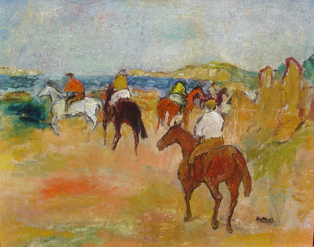 , 'Riders by the Sea,' , Childs Gallery