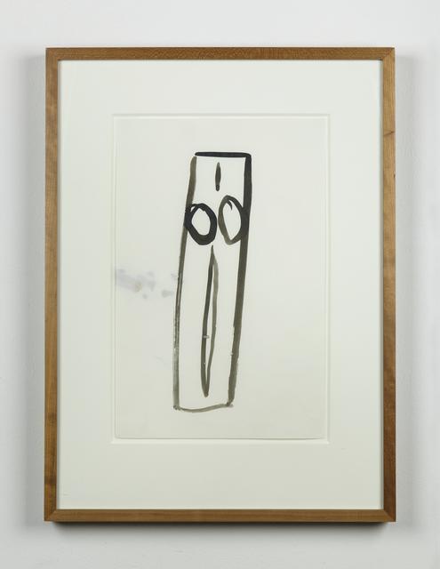, 'Untitled,' 1985, Galleria Raffaella Cortese