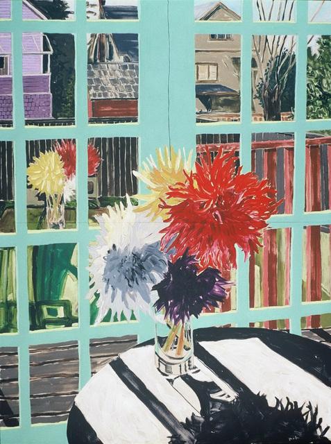 , 'Dahlia - French Door,' , Wallace Galleries