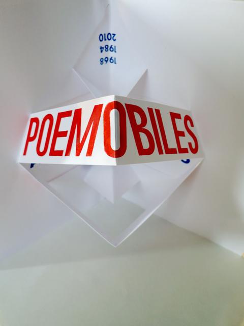 , 'Poemóbiles,' 1974, Galeria Marilia Razuk
