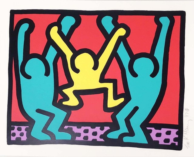 Keith Haring, 'Pop Shop I (B)', 1987, Hang-Up Gallery