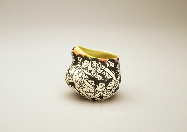 , 'Businessman Cup No. 9,' 2017, Micheko Galerie