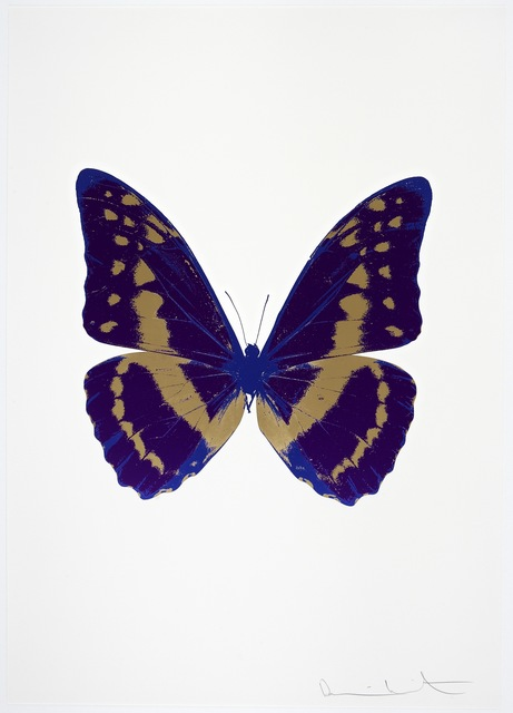 , 'The Souls III - Imperial Purple/Hazy Gold/Westminster Blue 2010,' 2010, Paul Stolper Gallery