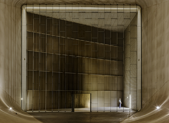 , 'Subsonic Wind Tunnel#2, NASA's Langley Research Center, Hampton, Virginia, USA,' 2017, The Ravestijn Gallery