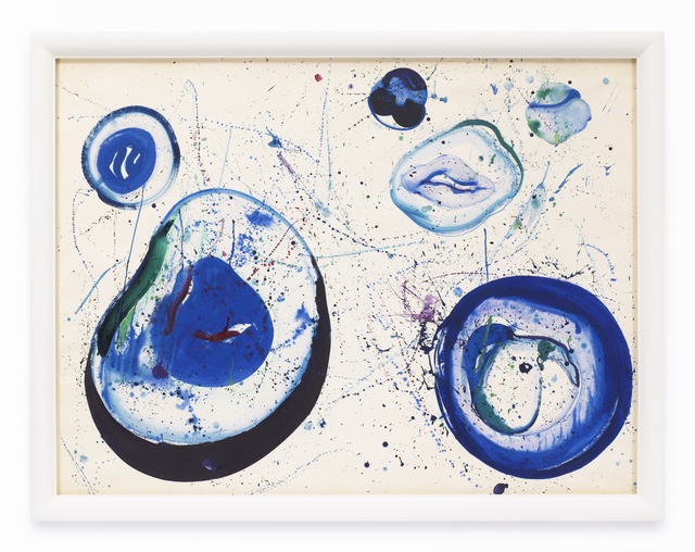 , 'Untitled (Blue Balls) ,' 1961, Waterhouse & Dodd