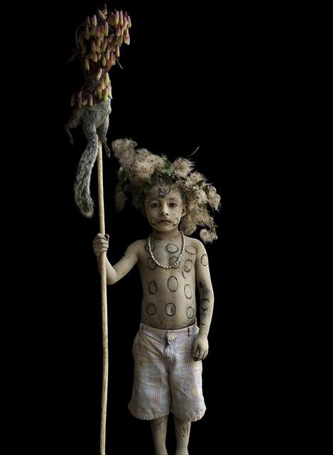, 'Huastecam Cherubim I,' 2018, Odon Wagner Gallery