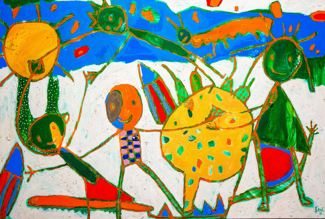 , 'Petit Prince ,' 2017, Out of Africa Gallery