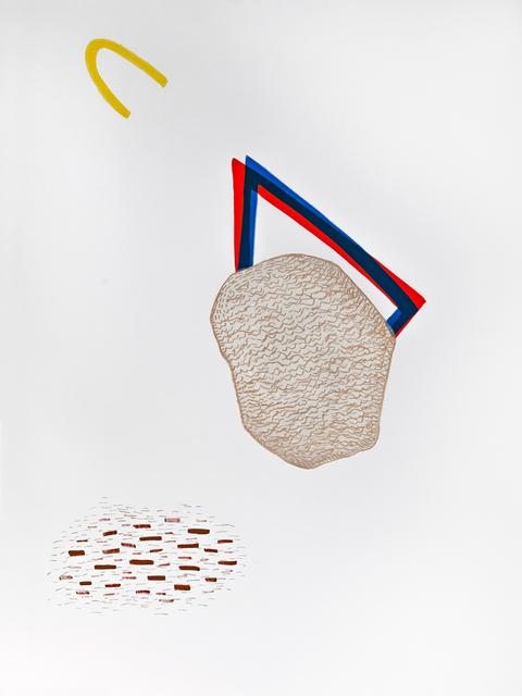 Earl McBride, 'Draw', 2015, Richard Levy Gallery