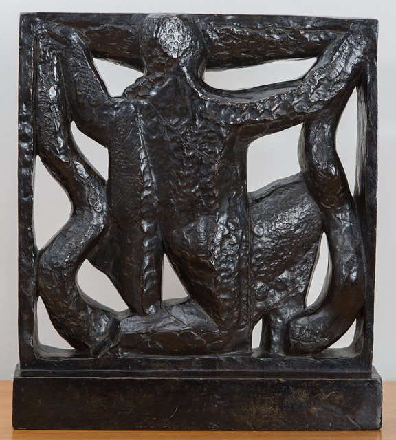 Henri Laurens, 'Femme à la Draperie', 1932, Rosenberg & Co.