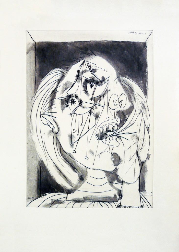 The Weeping Woman III