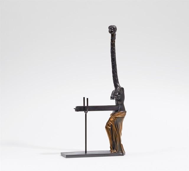 , 'Venus à la Girafe,' 1973, Wallector