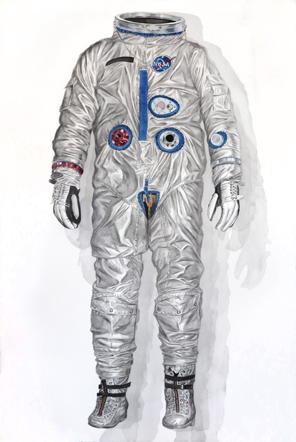 , 'Early Gemini Space Suit,' 2017, Front Room Gallery