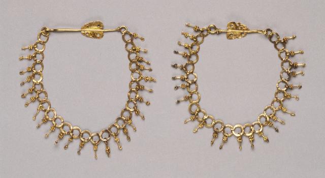 'Chain', 250 -400, J. Paul Getty Museum