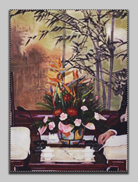 , 'Surveillance and Panorama #24,' 2018, Tang Contemporary Art