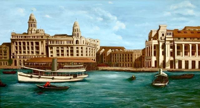 Johann Muhammad Fauzi, 'PELABUHAN KOTA SINGA (Lion City Port)', 2017-2018, Art Porters