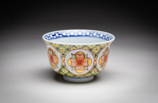 , 'Teacup With Flower Medallions,' 2010-2018, Studio 21 Fine Art