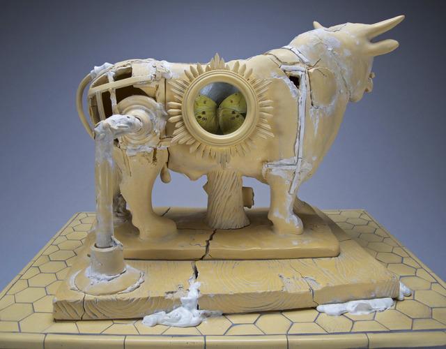 , 'Untitled (Bull),' 2013, Mindy Solomon Gallery