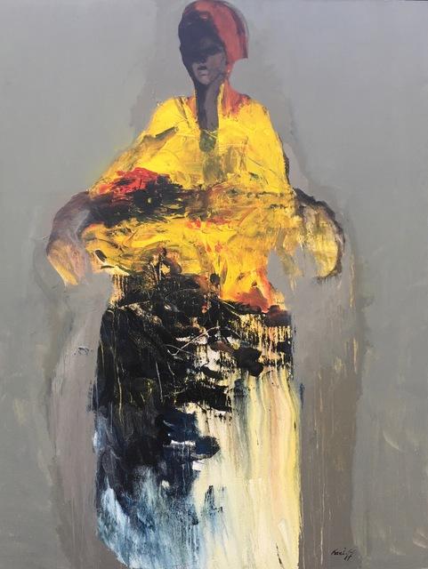 , 'La Mariee,' 2017, Z Gallery Arts