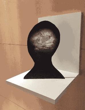, 'Head,' 2015, Traywick Contemporary