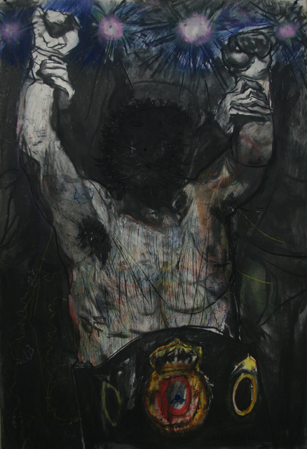 , 'The Boxer,' 2016, Leo Gallery