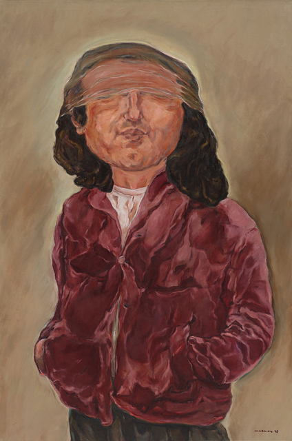 , 'Verschleierter Blick,' 1972, Galerie Michael Haas