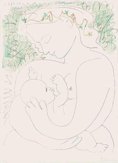 , 'Grande Maternité,' 1963, Larsen Gallery
