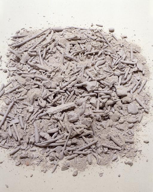 Alexander Brodsky, 'Grey Matter (Dust)', 1999, Ronald Feldman Gallery