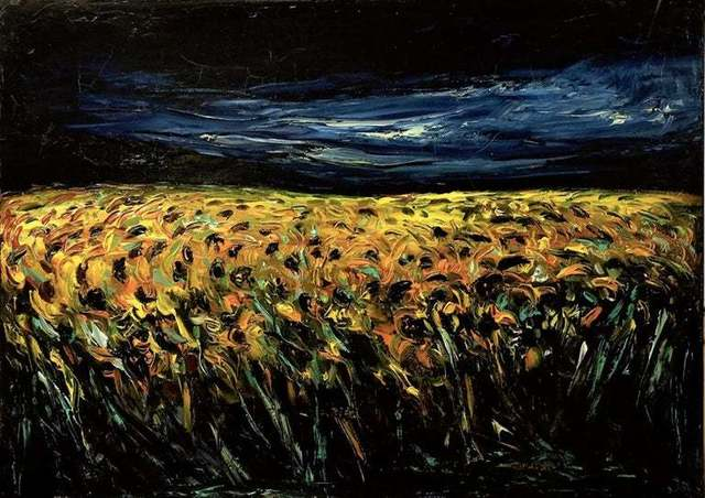 Claudio Palmieri, 'Sunflower Field', 1985, Wallector