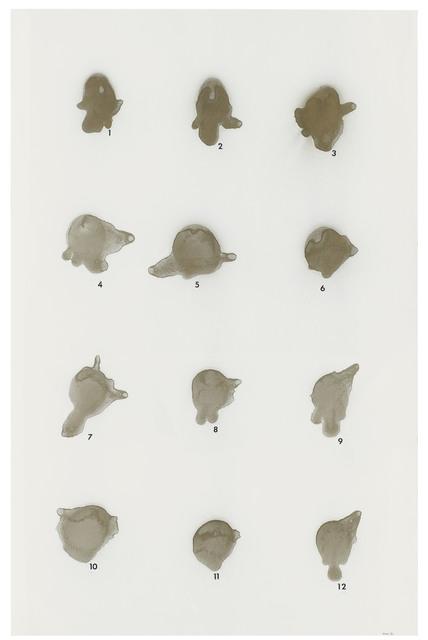 Michael Venezia, 'MVNY #862', 1971, Häusler Contemporary