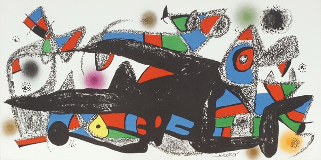 Joan Miró, 'Miro Sculptor - Denmark', 1974, William Weston Gallery Ltd.