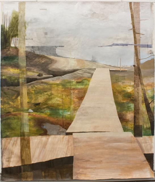 , ' Hoodsport,' , Momentum Gallery