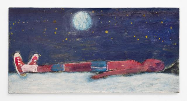 Katherine Bradford, 'Runner at Rest', 2015, FRED.GIAMPIETRO Gallery