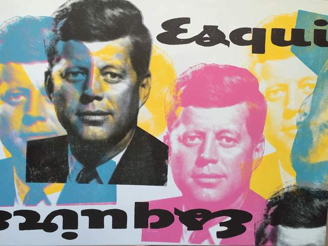 , 'Kennedy Esquire ,' 2016, Artist's Proof