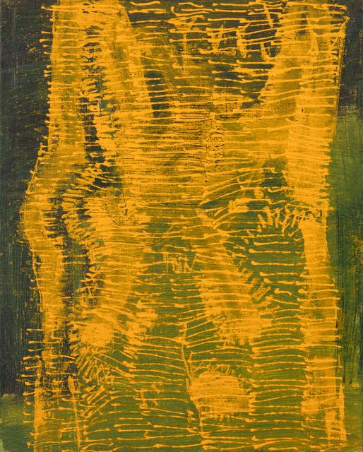 Fik van Gestel, 'Doornboom II', 2018, Painting, Acrylics on linen, Galerie Zwart Huis