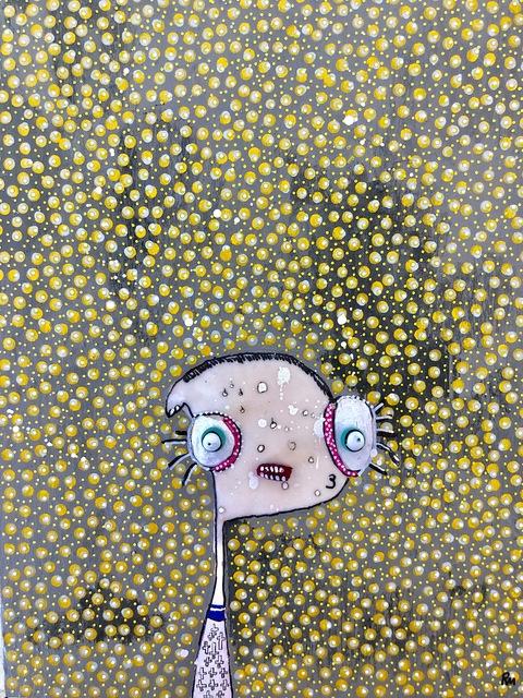 , 'Universo de Puntos 11,' 2019, Juan Silió