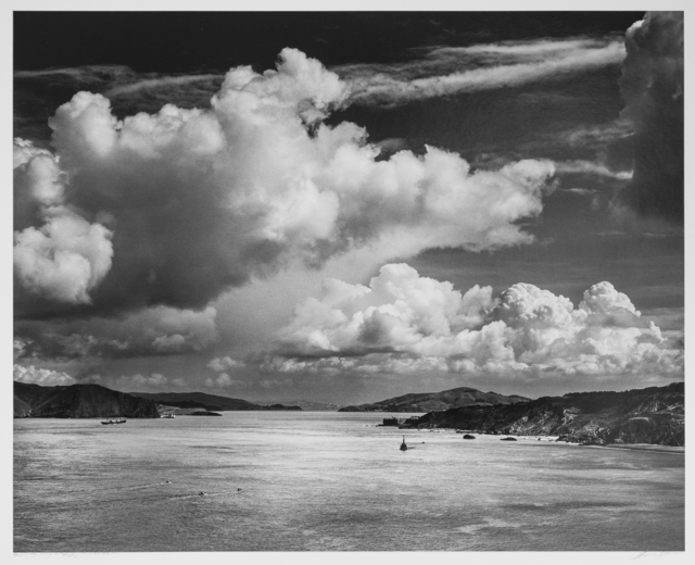 , 'Golden Gate before the Bridge, San Francisco,' ca. 1932, Photography West Gallery