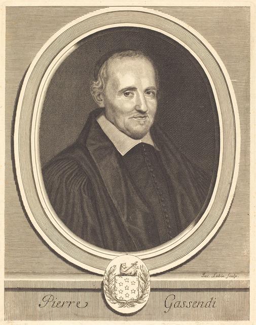 Jacques Lubin, 'Pierre Gassendi', Print, Engraving, National Gallery of Art, Washington, D.C.